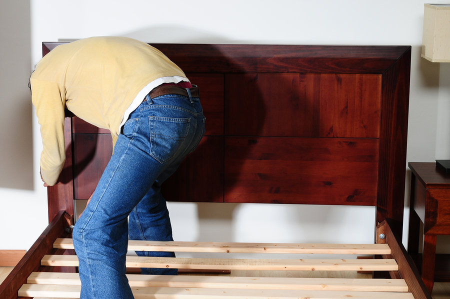 Disassembly and assembly of furniture is a convenient service offered by professional movers