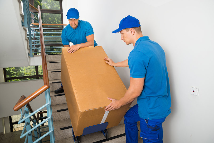 Local movers work with proper moving equipment to protect your goods