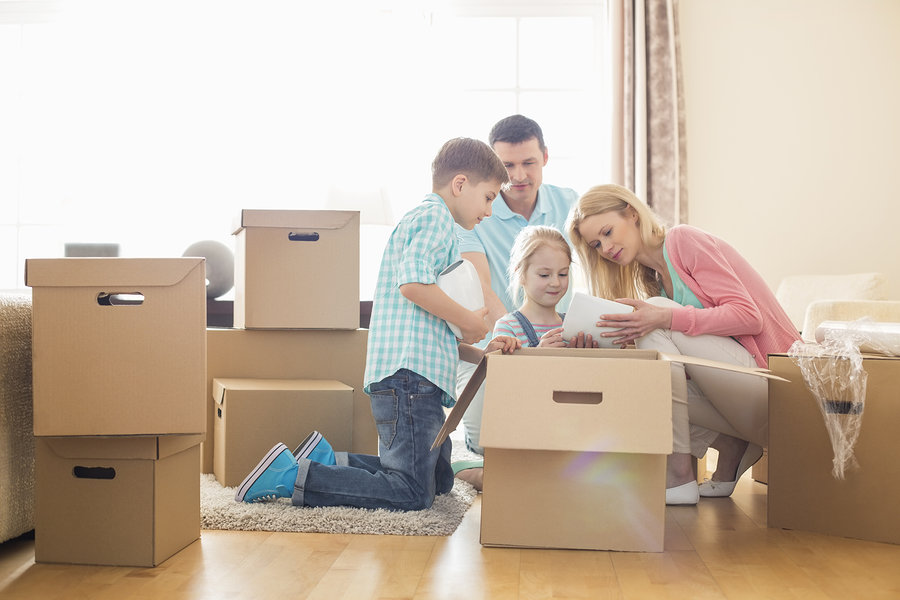 Moving companies specialize in residential moving and simplify moving to apartments, condos, or houses