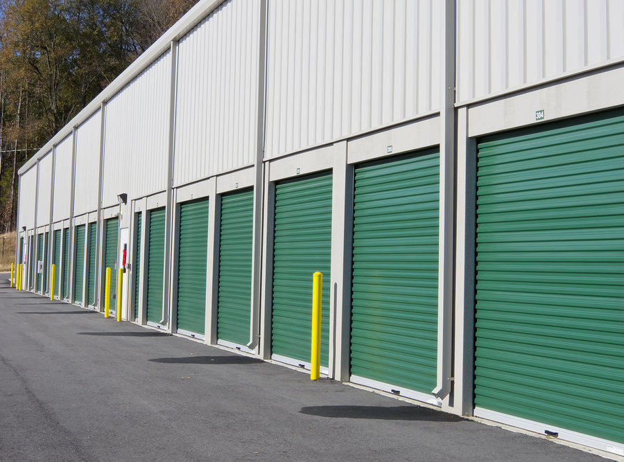 Convenient and affordable storage solutions are available for short or long-term use