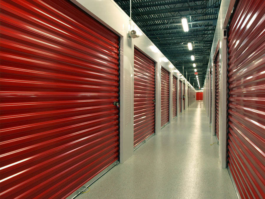 Full service moving companies offer storage solutions for household and commercial moves