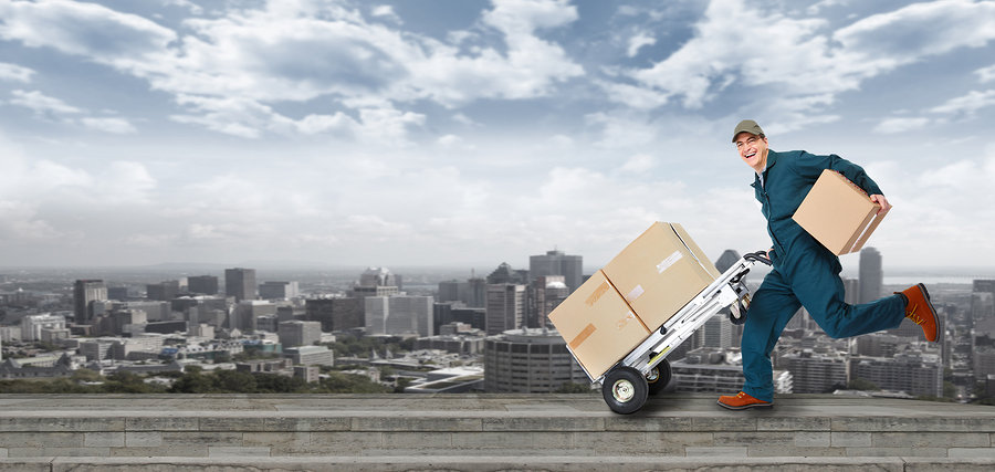 International moving companies use the most advantageous method of transport all over the world