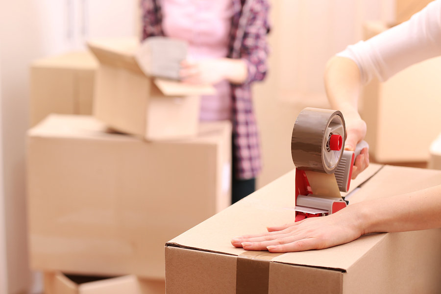 Professional packers ensure your goods are carefully packed to prevent damage
