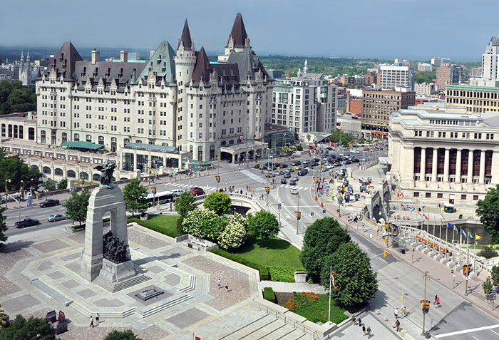 Ottawa, Canada's capital, is one of the world's best cities