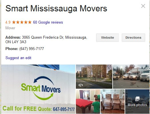 Smart Movers – Location