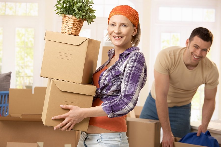 Packing your own boxes can help lower your moving cost