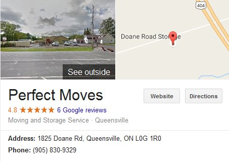 Perfect Moves - Location