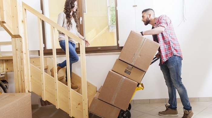 Moving without a moving company