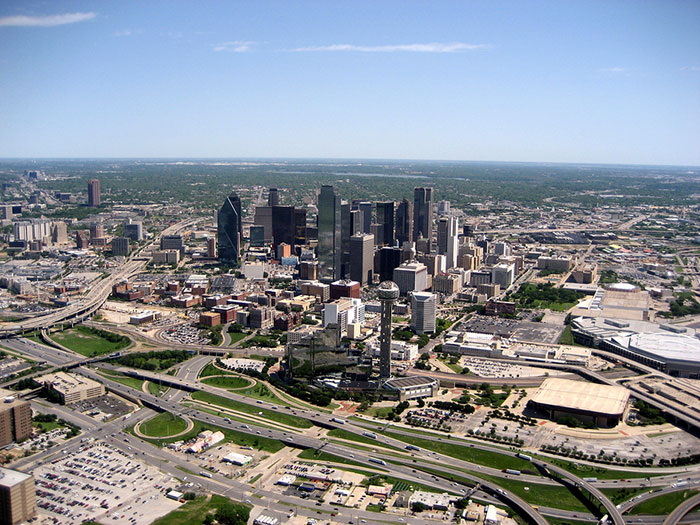City of Dallas – Perfect moving destination