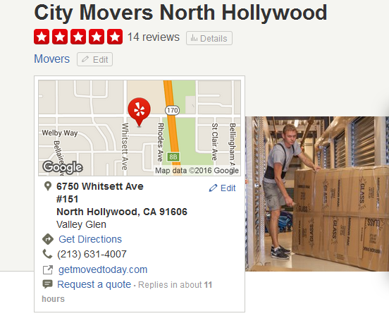 Get Moved Today – Movers' Location
