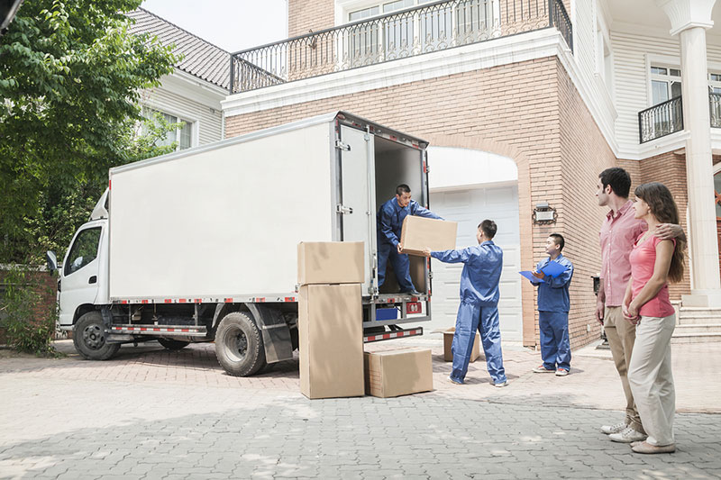 Hire professional movers for a smooth move