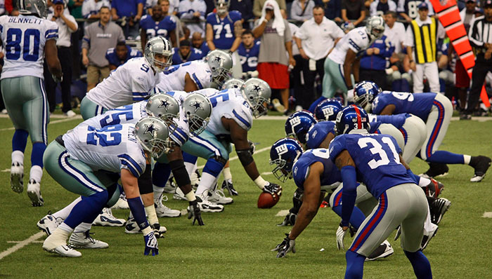 Live sporting events in Dallas