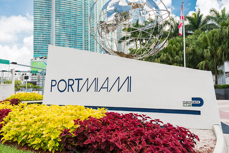 Port Miami – one of the world's busiest terminal and commerce hub