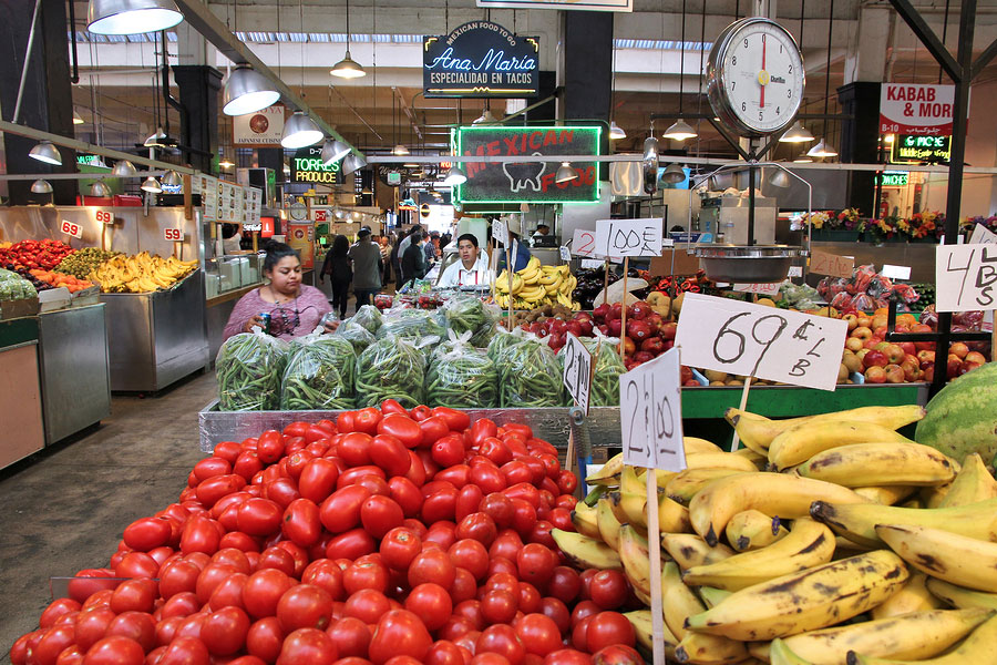 Move to Los Angeles and feast on the freshest produce – LA fresh market