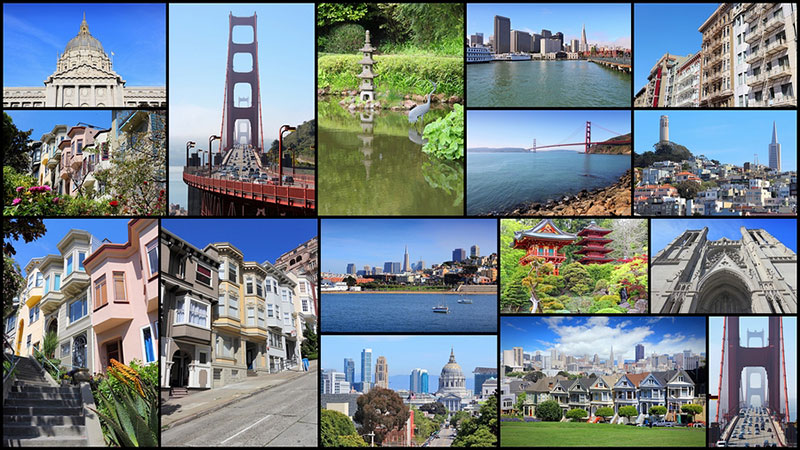 Places to See when you move to San Francisco