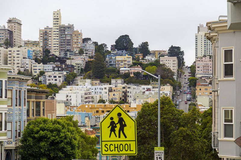 San Francisco neighborhoods - schools