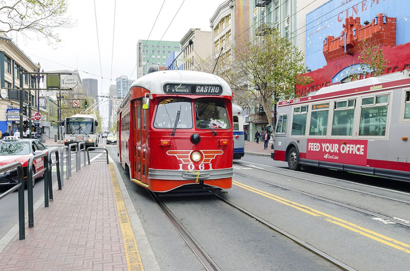 The Muni – Getting around San Francisco