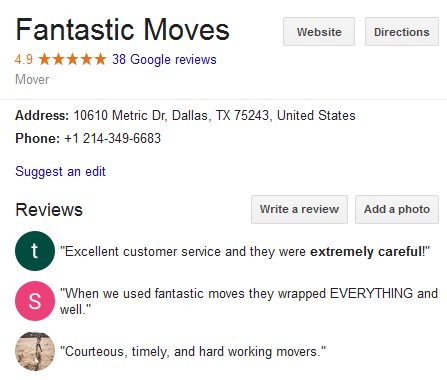 Fantastic Moves – Movers' Location