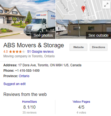 ABS Movers