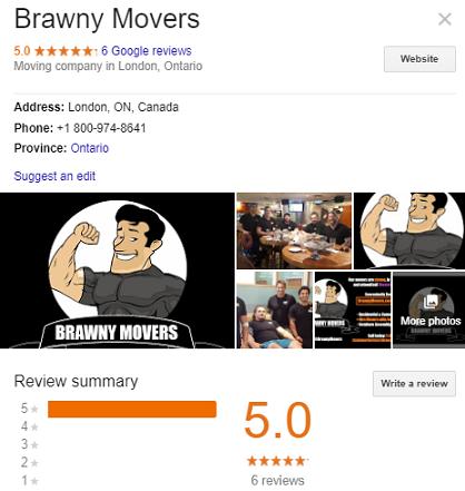 Brawny Movers