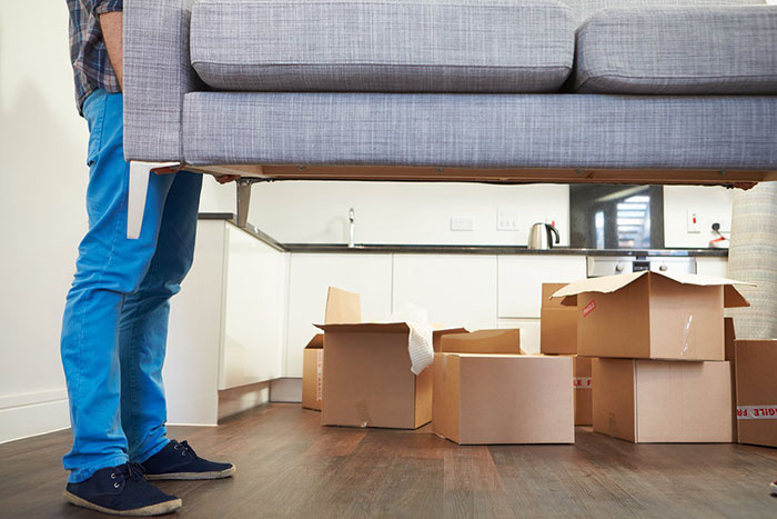 Longueuil moving companies do all the work to eliminate moving stress
