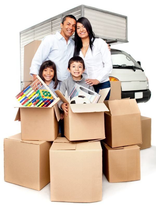 Moving companies allow you to enjoy moving by doing the heavy lifting and other crucial tasks