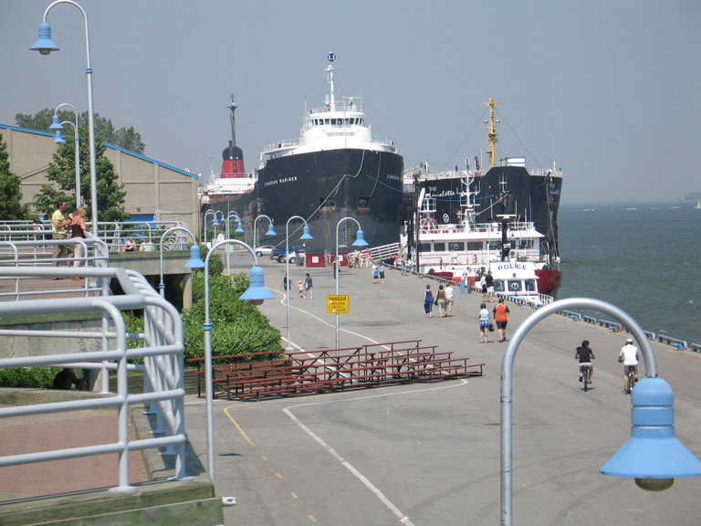 Par Bouchecl — Travail personnel, CC BY-SA 3.0Old Port of Trois-Rivières – enjoy being outdoors in scenic surroundings