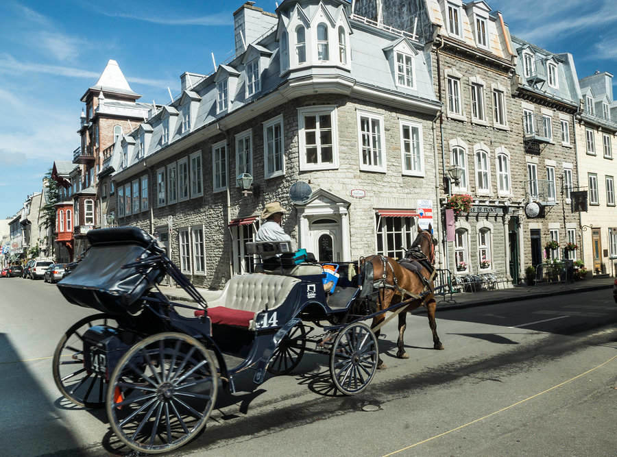 Old Québec City – UNESCO World Heritage Site