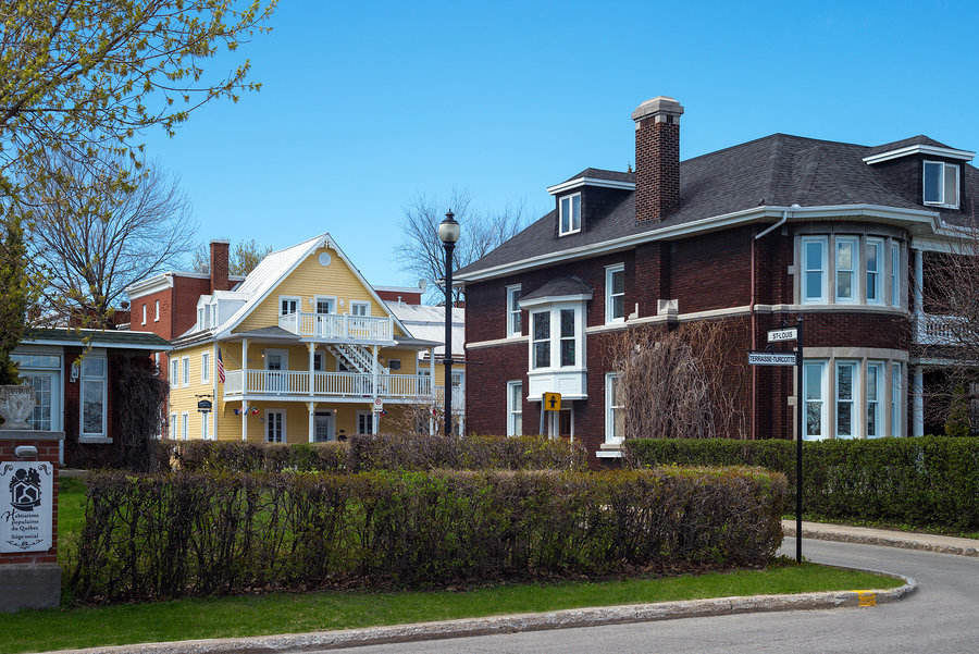 Trois-Rivières has historic and modern homes in great neighborhoods