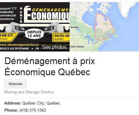 Demenagement a prix Economique – Location