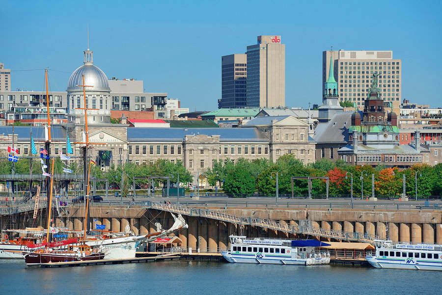 Move to Montreal – flourishing commerce assures bountiful job opportunies for residents