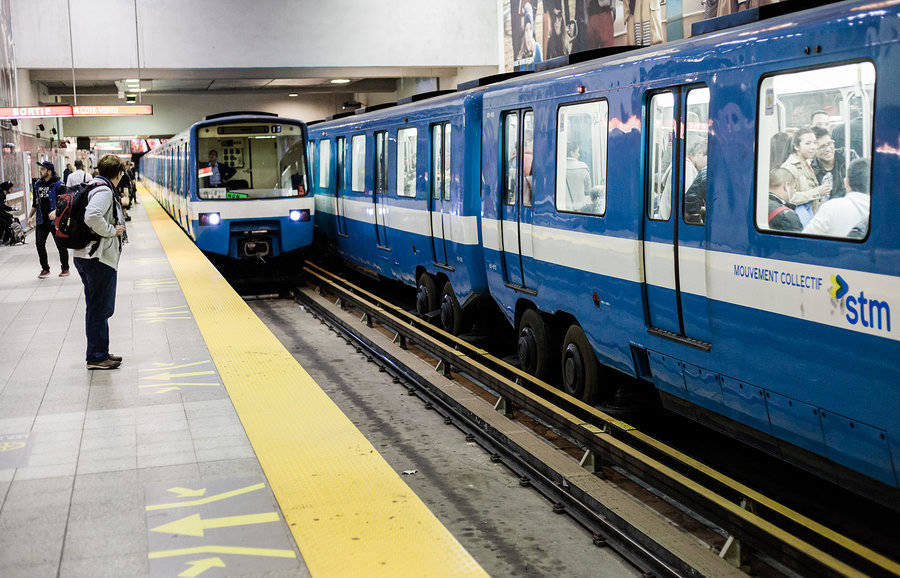 The Montreal Metro – efficient commute anywhere in the city