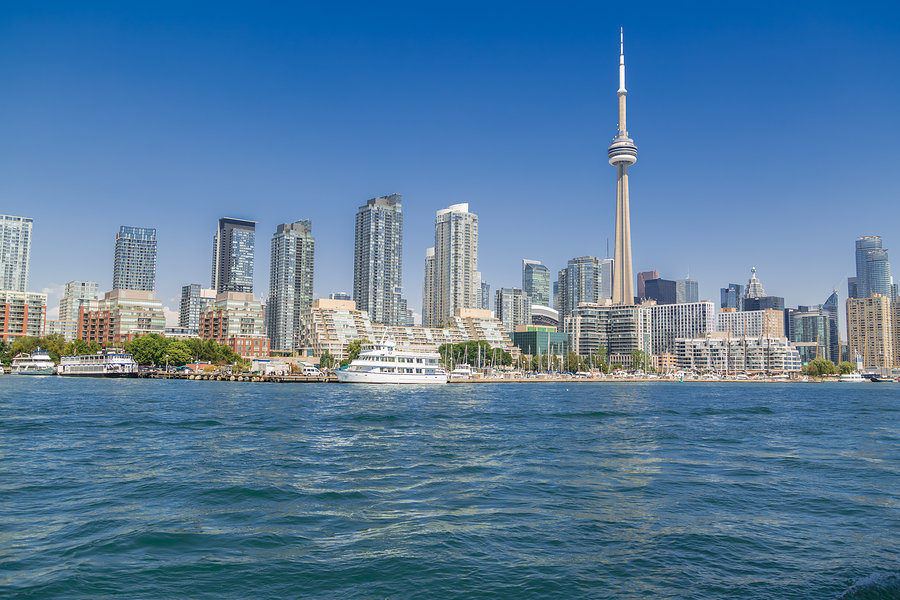 Gorgeous Skyline – Toronto is just one of Ontario's many amazing cities