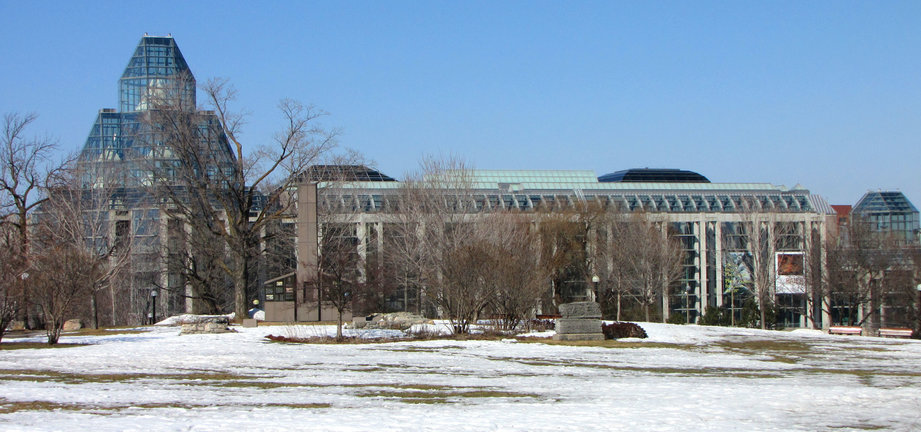 National Gallery of Canada – one of many cultural attractions in Ottawa By D. Gordon E. Robertson - Own work, CC BY-SA 3.0