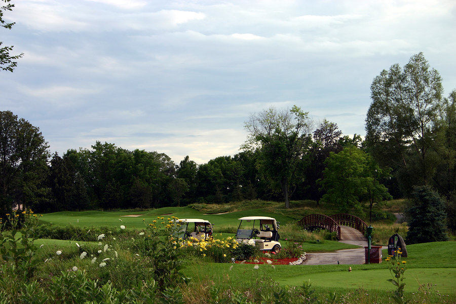 Royal Ontario Golf Course in Oakville is one of 7 golf courses in the city