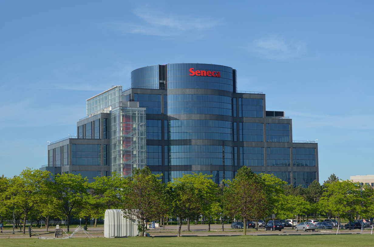 Seneca College in Markham is serving the needs for higher education in the city