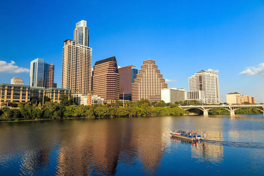 Austin is one of America's Friendliest Cities according to Conde Nast Traveler