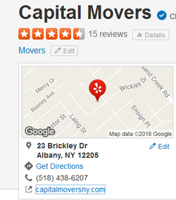 Capital Movers – Location