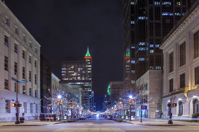 Festive streets of Raleigh and old town charm make the city an appealing moving destination