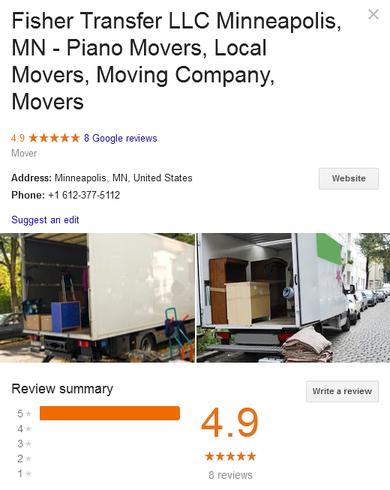 Fischer Transfer LLC – Location