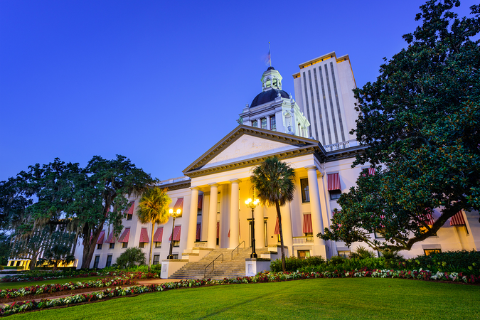 Florida State Capitol Building in Tallahassee – Get acquainted with your new city