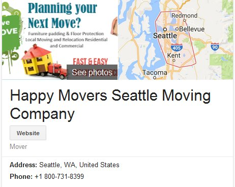 Happy Movers – Location