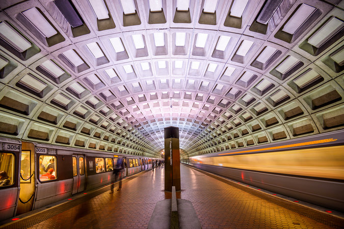 Modern and Convenient Washington DC Metro – Easy moving in the city