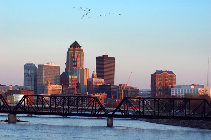 Moving to Des Moines – the Gem of the Midwest