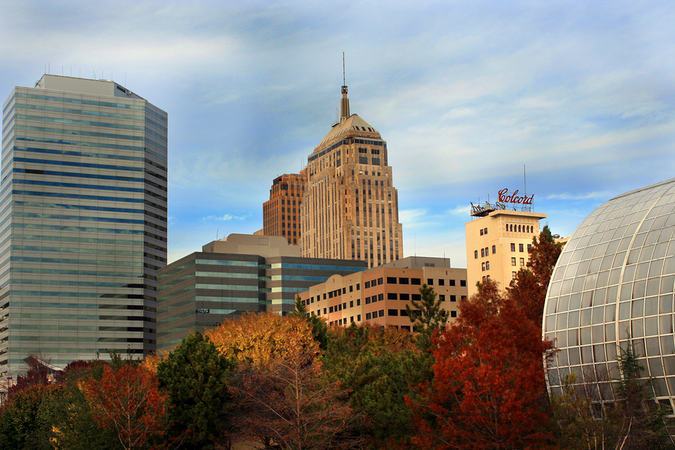 Oklahoma City in the fall – Relocate with professional movers for a smooth move