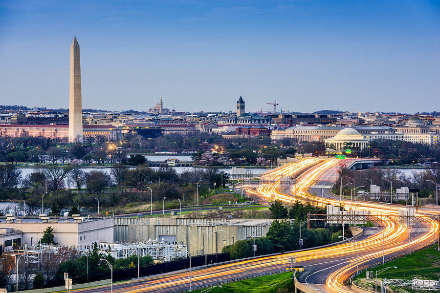 Professional movers know the Washington DC areas well and maximize efficiency of your move