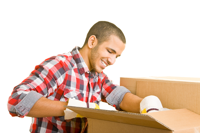 Professional movers offer packing services for local and long distance moves