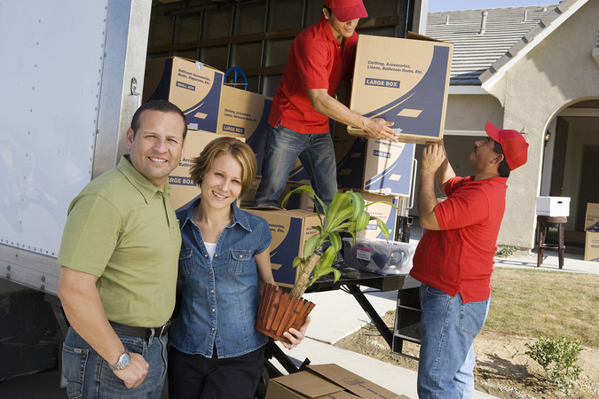 Professional moving companies handle all sizes of moves for residential moving