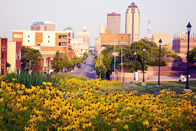 Relocate to Des Moines – Best City for the Middle Class