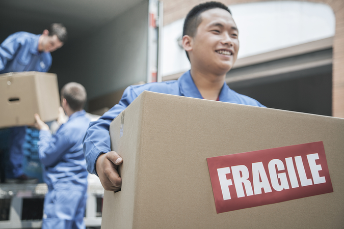 Simplify your move with help from professional Tallahassee moving companies